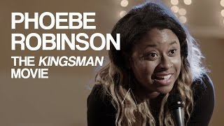 Phoebe Robinson | The One Problem with 'Kingsman' | Live @ The Apt