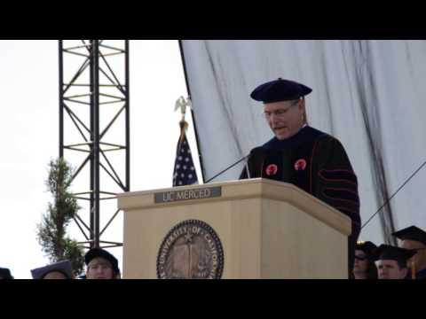 2014 UC Merced's Engineering and Natural Science Commencement