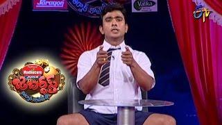 Adhire Abhinay Performance – Jabardasth – Episode No 28 – ETV  Telugu