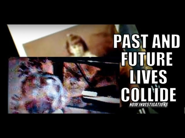 Is this Proof of Reincarnation? A past life ghost caught on camera, Real Paranormal NI2