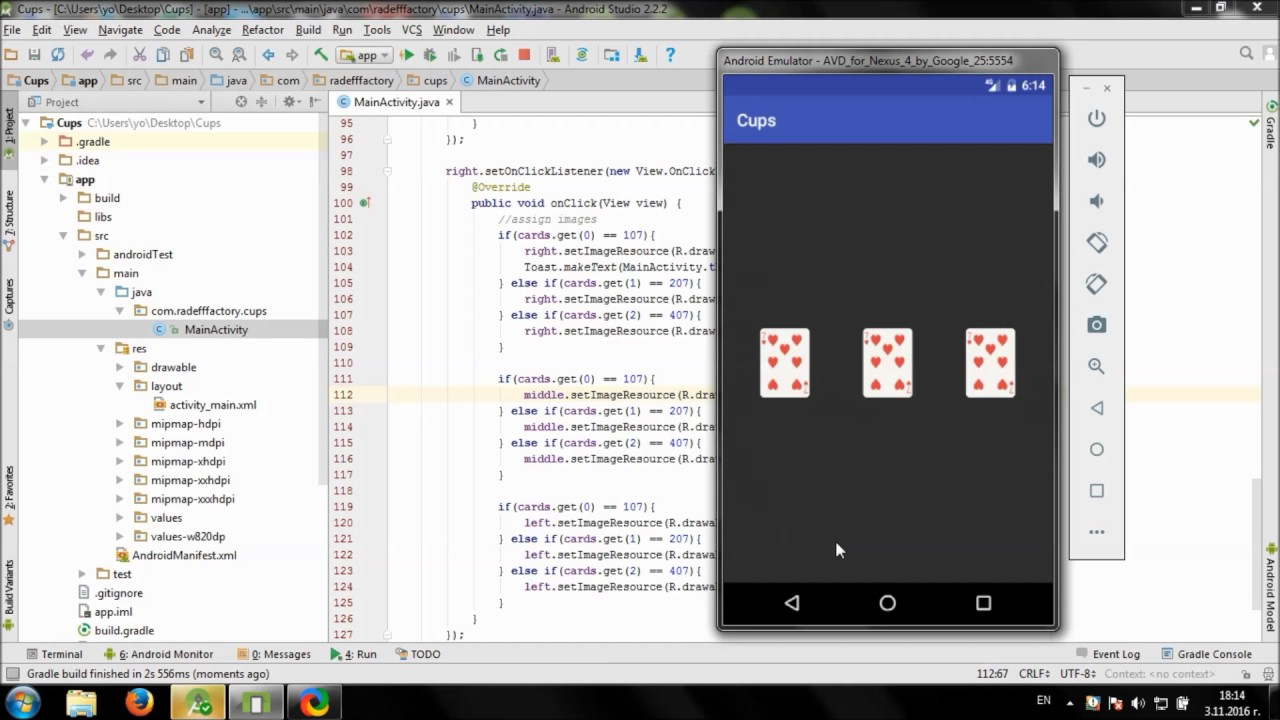 How to write your first Android game in Java - Android ...
