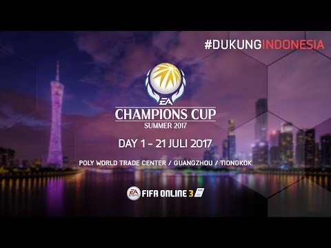 EA Champions Cup Summer 2017 - Day 1