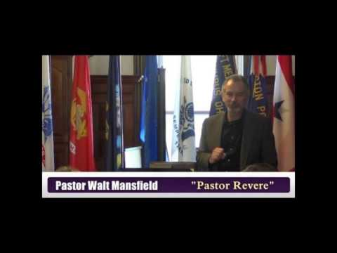 Pastor Walt Mansfield: End time prophecies, New World Order, Martial Law...