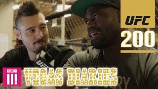 UFC 200   Vegas Diaries with Dan Hardy   IMMAF Tournament