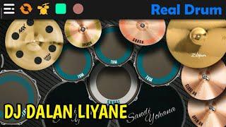 Download DJ DALAN LIYANE LAGU TIK TOK VIRAL 2020 || REAL DRUM COVER