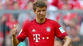 Thomas Muller tactical analysis - How to create space