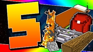 Minecraft: 5 Tools You Should Bring On Your Camping Trip