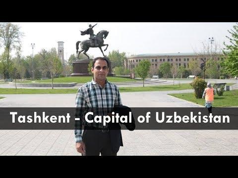 Tashkent - Capital of Uzbekistan | Qasim Ali Shah Talk (Clip.3)