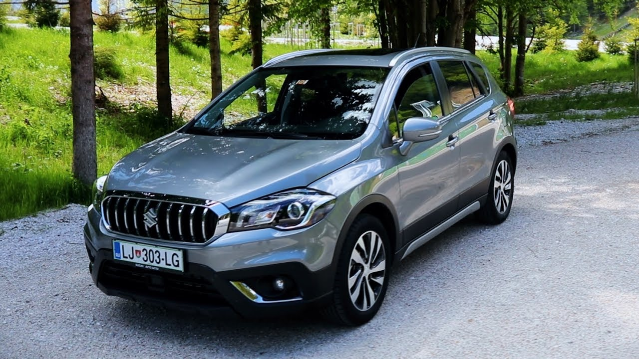suzuki sx4 s cross review youtube. Black Bedroom Furniture Sets. Home Design Ideas