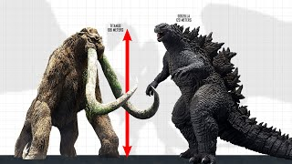 Godzilla VS Titanus [Who Would Win?]