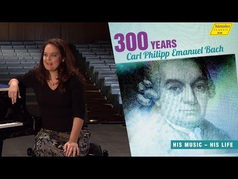 Ana-Marija Markovina - 300 YEARS Carl Philipp Emanuel Bach - hänssler Classic (Engl.ST)