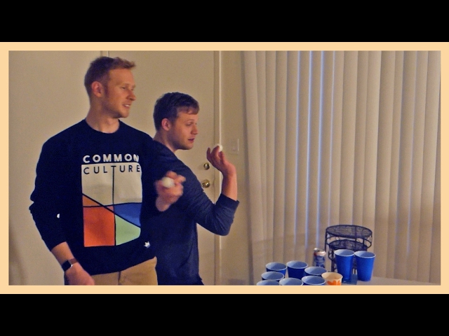 BEER PONG REMATCH