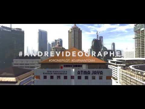 Drone - Atmajaya University - Jakarta