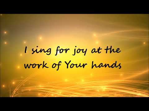 Shout to The Lord/God of Wonders by Caleb & Kelsey (Lyric Video)