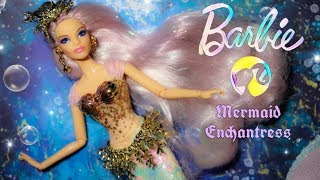 barbie Signature: Mermaid Enchantress UNBOXING & REVIEW!
