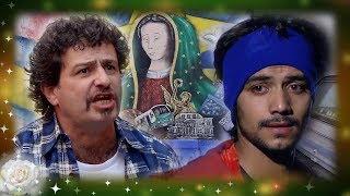 La Rosa de Guadalupe: ¡Manu arrisga todo por grafitear!   Graffiti