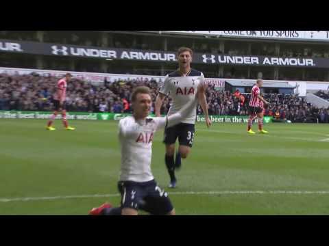 FT Tottenham 2 - 1 Southampton