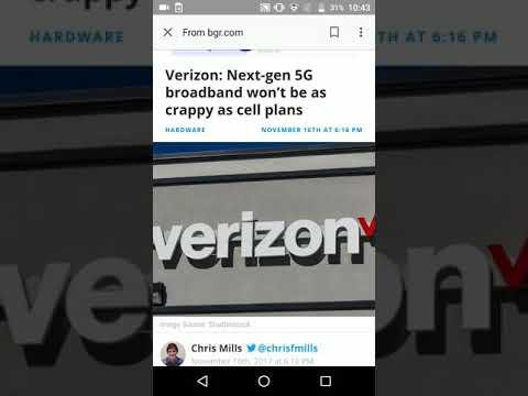 Verizon wireless 5g home internet