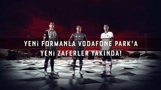 Boğazın Efendisi Beşiktaş yeniden sahada! Yeni formamızla yeni zaferler yakında!