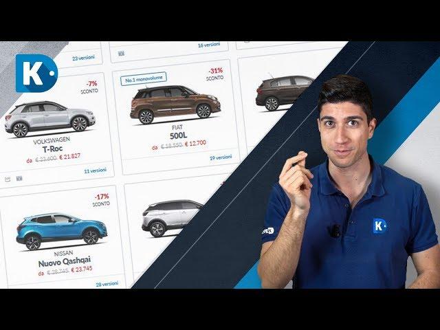 30 MILA EURO: 10 auto da comprare