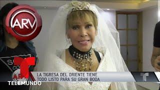 Se casa la Tigresa del Oriente | Al Rojo Vivo | Telemundo