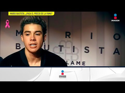 Mario Bautista paga el precio de la fama  De Primera Mano