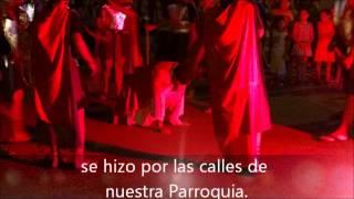 Santeador de los Jóvenes de Orzali de la Provincia de San Juan. Acción Católica Argentina.