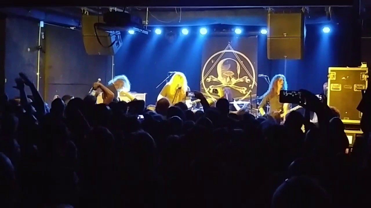 Video: Megadeth Plays 'Secret' Show At Brooklyn's Saint