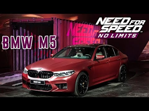 Need for Speed: No limits - BMW M5 (ios) #79