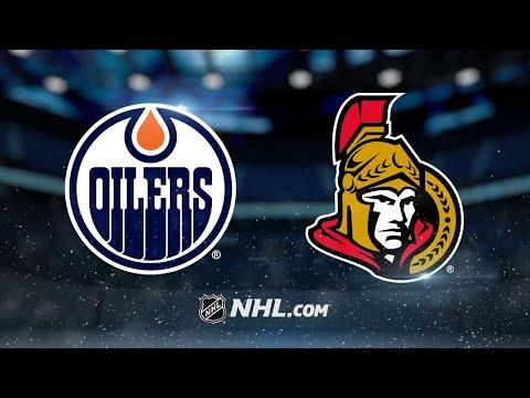 McDavid, Nugent-Hopkins power Oilers past Sens, 6-2