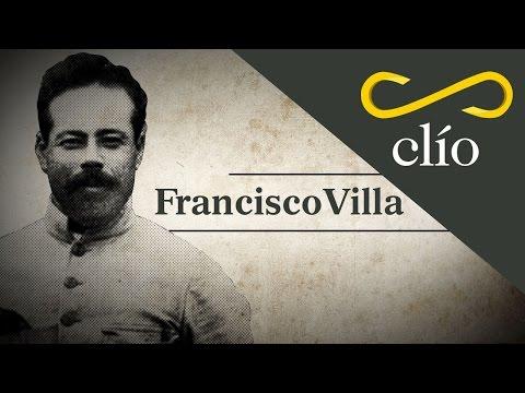 Minibiografía: Francisco Villa