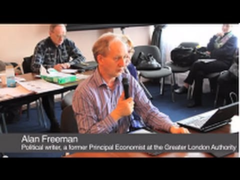 Alan Freeman on neoliberalism, marxism and dollar