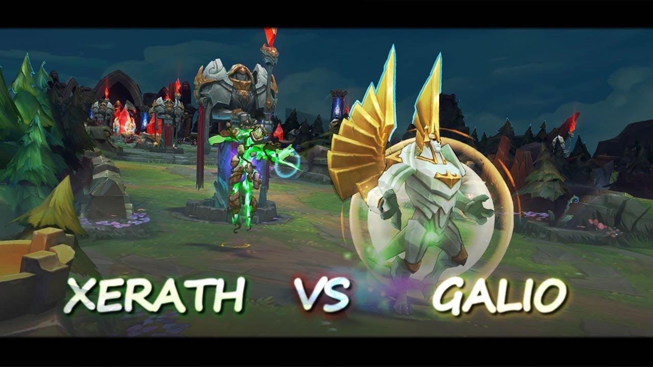 Galio | League of Legends Wiki | FANDOM powered …