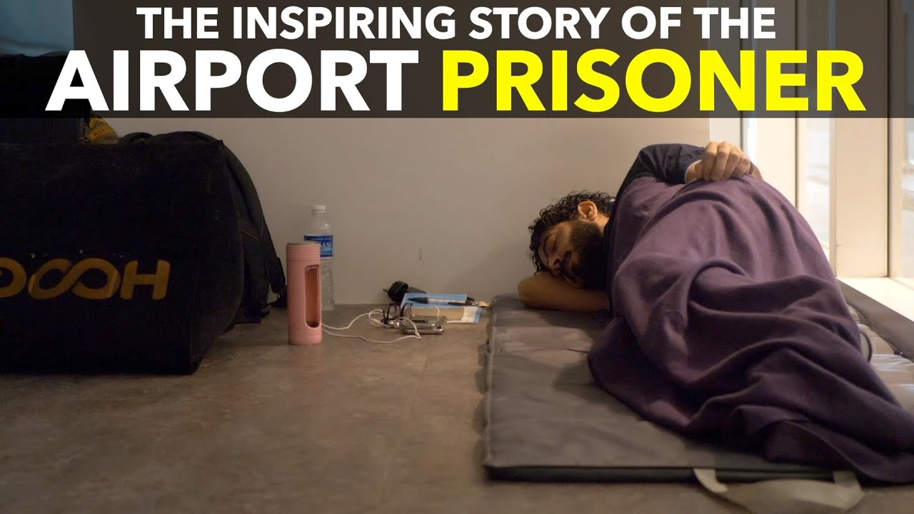 The Inspiring Story Of The Airport Prisoner
