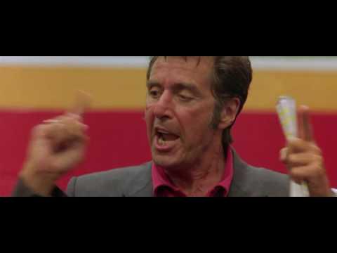 Al Pacino's Motivational Speech