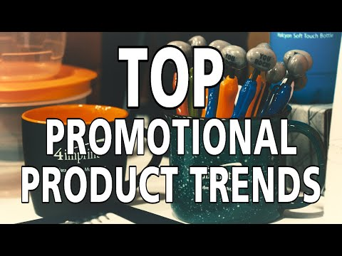 Top Promotional Product Trends of 2018