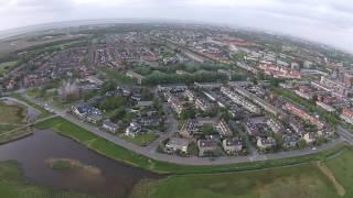 Den Helder Netherlands - camping weekend - DJI Phantom2 Vision Plus - RAW footage
