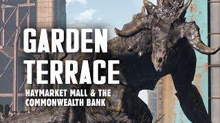 Garden Terrace, Haymarket Mall, Commonwealth Bank, & the Congress Street Garage - Explore Fallout 4