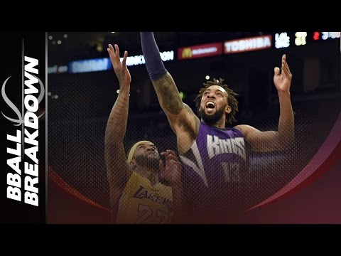 Derrick Williams On His Role In The Knicks Triangle Offense