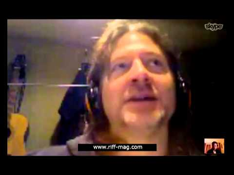 Interview  (short version)  with Ugly Kid Joe's guitarist Klaus Eichstadt on Skype.