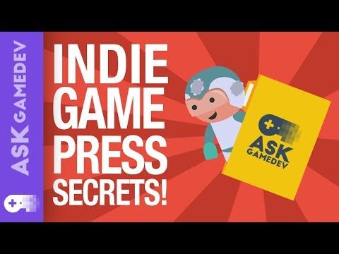 Video Game Marketing: How to create a press kit (in 2018