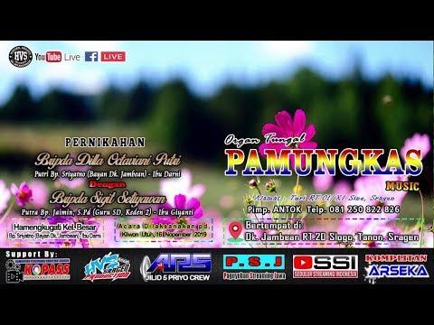 Live Streaming ORGAN TUNGGAL PAMUNGKAS MUSIC | ARS JILID 5 | HVS SRAGEN 1 LIVE JAMBEAN TANON MALAM