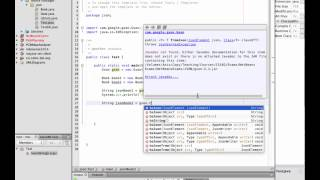 [CS102 Tutorials] Part 1: How to convert a Java Class to JSON String using Gson Library