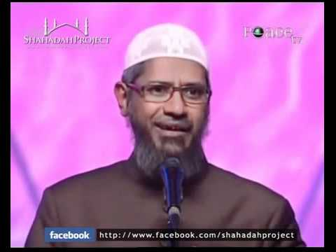 Why muslims use only right hand for work ? Dr. Zakir Naik (Urdu)