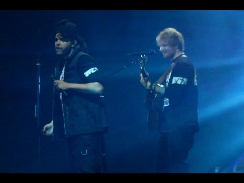Dark Times - The Weeknd ft. Ed Sheeran - Toronto