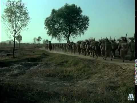国产经典解放战争片《解放石家庄》1981年