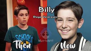 The Thundermans Before And After 2017