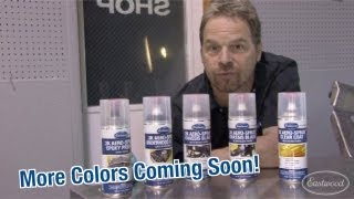 2K Aero-Spray Paint Technology In A Can On Kevin's Korner - Eastwood