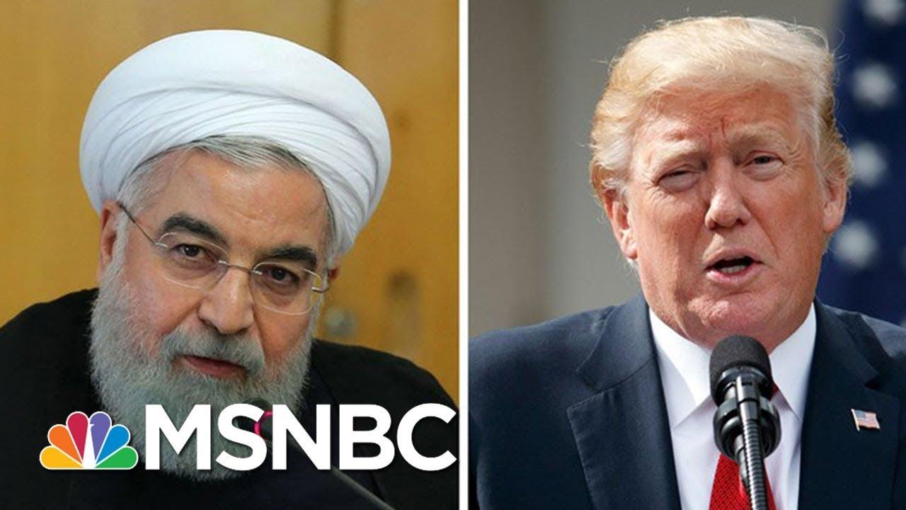 President Donald Trump Threatens Iran In Late-Night Sunday Tweet | Morning Joe | MSNBC