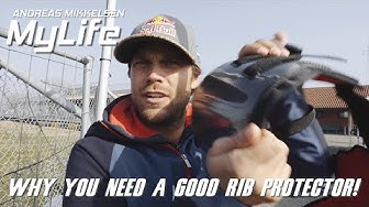 MyLife #13 // WHY YOU NEED A GOOD RIB PROTECTOR!